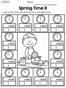 telling time worksheets o clock 3130 math worksheets 1st grade distance learning with images math worksheets