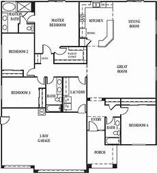 ponderosa house plans the ponderosa plan 2400 one story homes new house