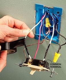 three lights one light switch electrical diy chatroom home improvement forum
