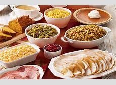 Bob Evans from 19 Chain Restaurants Serving Thanksgiving