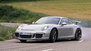 New Porsche 991 GT3 First Drive  /CHRIS HARRIS ON CARS