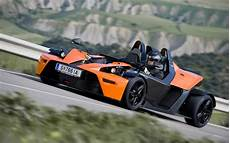 2010 ktm x bow drive and review motor trend