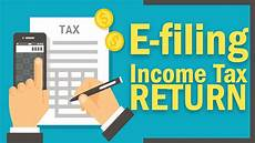how to file online income tax return itr step by step guide economic times youtube
