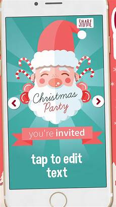 christmas invitations pro merry cards maker for ios free download and software reviews