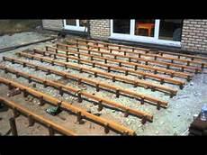 fabrication d une terrasse en bois construction d une terrasse en bois