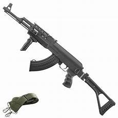 Cm Ak47 Tactical Mit Klappschaft S Aeg 6mm Bb Schwarz