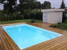 piscine bois sur mesure piscine bois 7 x 3