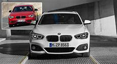 bmw serie 1 2015 bmw 1 series 2015 facelift is here with prettier