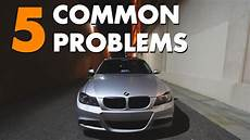 5 Common Problem On The Bmw 3 Series E90 N52