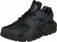 nike air huarache w shoes black