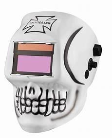 casque de soudure casque de ternissure automatique de soudure skull 02