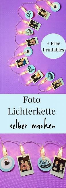 foto lichterkette basteln pers 246 nliche diy deko selber