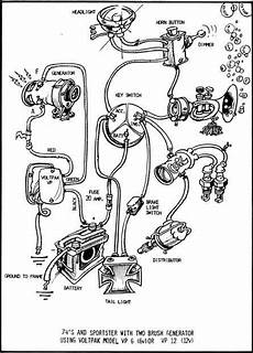 13 wire diagram for chopper image result for simple harley chopper generator 6v wiring diagram motorcycle design diagram