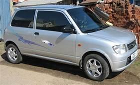 1998 Daihatsu Mira Gino Turbo 4WD Related Infomation