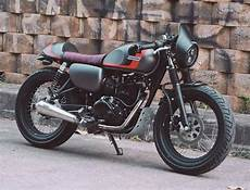 Modifikasi W175 Se by Harga Kawasaki W175 Cafe Racer Motorjdi Co