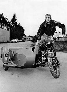 Steve Mcqueen Back Set Of The Great Escape 1963 As