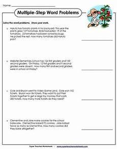 step word problem worksheets 4th grade 11472 step word problem worksheets 3rd grade multiplication word problems worksheets
