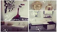 Wie Dekoriere Ich Mein Bad - room tour badezimmer g 228 ste wc und flur