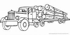 Malvorlagen Truck Ausmalbilder Lkws Trucks