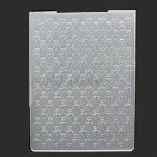 Plastic Embossing Folder Templates Scrapbooking Album by Plastic Flower Embossing Folder Templates Scrapbooking