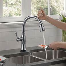 touch free faucets kitchen how does a touch faucet work free guide for you trendingtop5