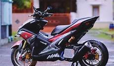 Aerox 155 Modif Touring by Foto Modifikasi Yamaha Aerox 155 Monoshock