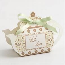 tea pot favour box uk wedding favours