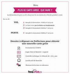 Carte Grise A Fournir Prefecture