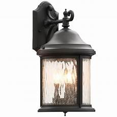 progress lighting 2 light metallic gray outdoor wall lantern p5675 82 the home depot