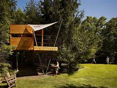 gartenhaus auf stelzen for a tree house modern philadelphia by