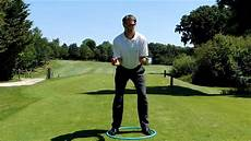 correct golf swing feel the correct turn in the golf swing