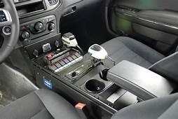 Dodge Charger  VIP Police Upfitting