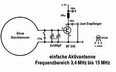 einfache aktive loop antenne fragen mikrocontroller net