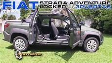 Fiat Strada Adventure Locker Tres Puertas Test Routi 232 Re