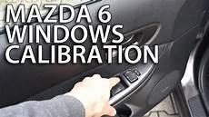 Mazda 6 Automatic Windows Programming Electrical