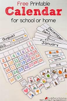 free printable interactive preschool calendar kids math preschool calendar classroom