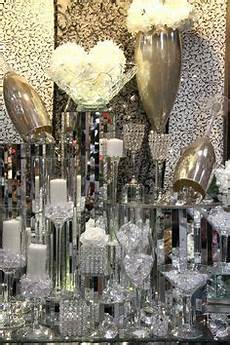 bling wedding tablescape design ideas google search