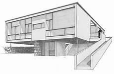 maison 3d dessin la forma moderna en latinoam 233 rica casa seidler sidney 1948 1950