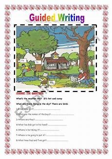 guided writing n 186 3 esl worksheet by sirah