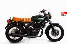 Modifikasi Motor Custom by Modifikasi Motor Keren Ala Custom Bike Asal