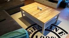 Ikea Lack Tisch Diy - ikea tisch table upcycling und versch 246 nern mit holz