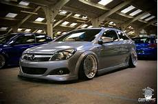 stanced vauxhall astra h 3dr 187 cartuning best car tuning