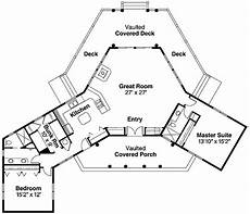 mountain house plans rear view vacation home plan with panoramic rear view 72267da