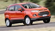 2014 Ford Ecosport Review Titanium Drive