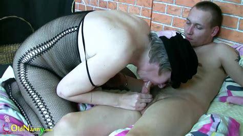 Granny Nanny Porn