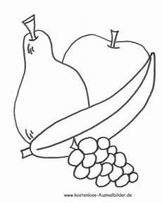 Malvorlagen Obst Werden Ausmalbilder Obst Image Gallery