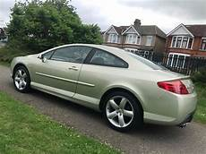 407 coupé sport automatic peugeot 407 coupe 2 7 hdi v6 sport in barking gumtree