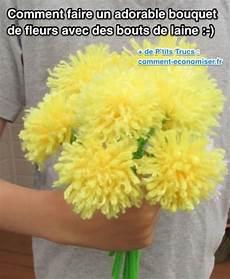 comment faire un bouquet de fleurs comment faire un adorable bouquet de fleurs avec des bouts de