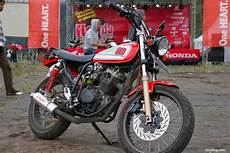 Cb Modif Trail by 80 Modif Motor Trail Klasik Modifikasi Trail