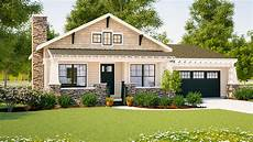 Simply Simple One Story Bungalow 18267be Architectural